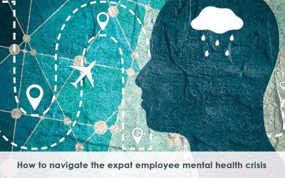Exploring the expat employee mental health crisis